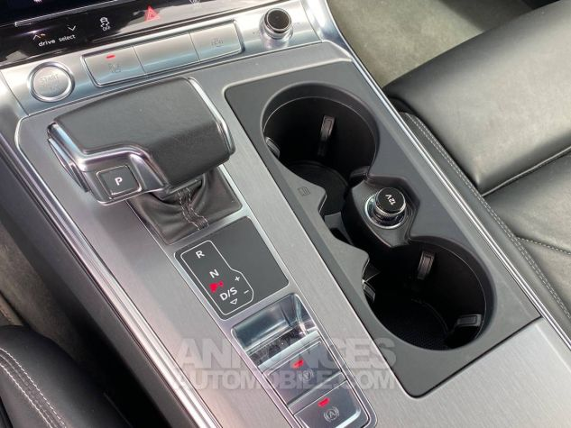 Audi A6 45 V6 3.0 TDI 231 ch Quattro Tiptronic 8 S line Gris Occasion - 12