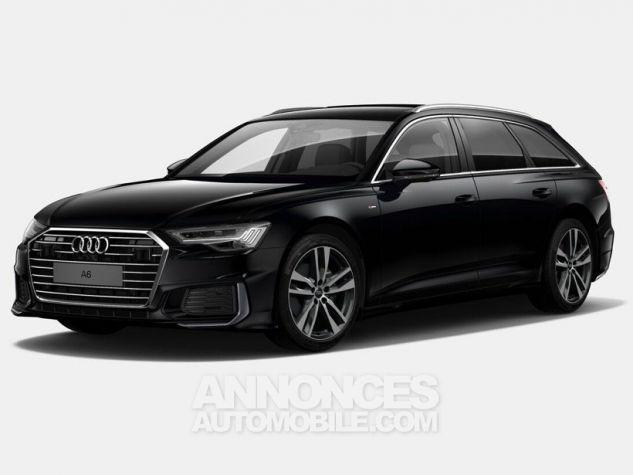 Audi A6 Avant NOUVELLE 40 TDI S line 2019 noir métallisé Occasion - 0