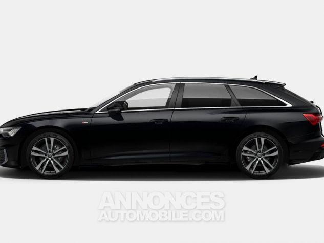 Audi A6 Avant NOUVELLE 40 TDI S line 2019 noir métallisé Occasion - 1