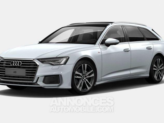 Audi A6 Avant NOUVELLE 40 TDI S line 2019 blanc métallisé Occasion - 0