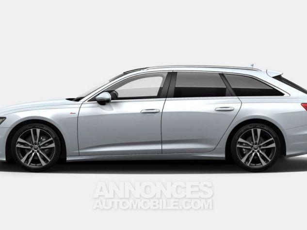 Audi A6 Avant NOUVELLE 40 TDI S line 2019 blanc métallisé Occasion - 1