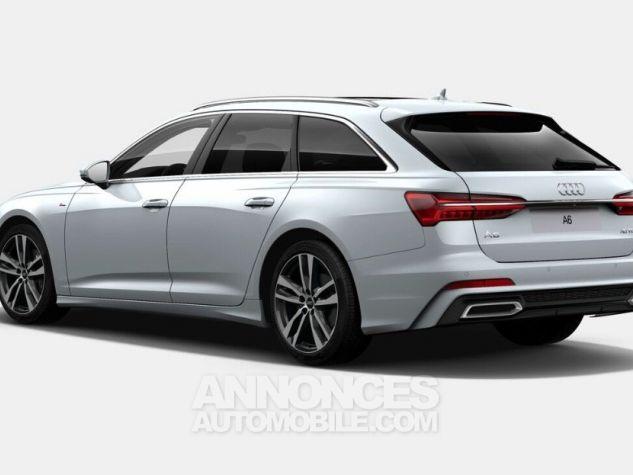 Audi A6 Avant NOUVELLE 40 TDI S line 2019 blanc métallisé Occasion - 2