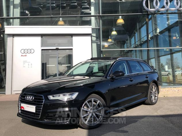 Audi A6 Avant V6 3.0 TDI 272 S Tronic 7 Quattro Avus Noir Occasion - 0