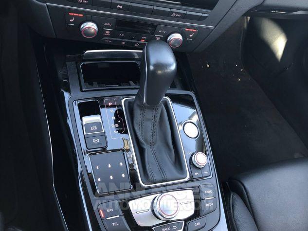 Audi A6 Avant V6 3.0 TDI 272 S Tronic 7 Quattro Avus Noir Occasion - 12
