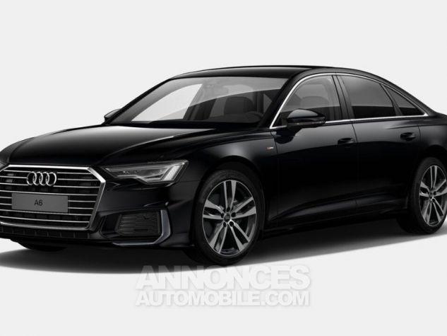 Audi A6 NOUVELLE 40 TDI S line 2019 noir métallisé Occasion - 0
