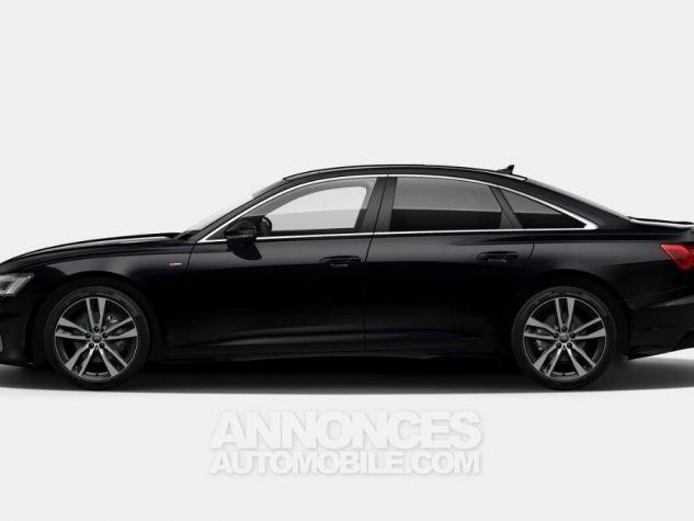 Audi A6 NOUVELLE 40 TDI S line 2019 noir métallisé Occasion - 1