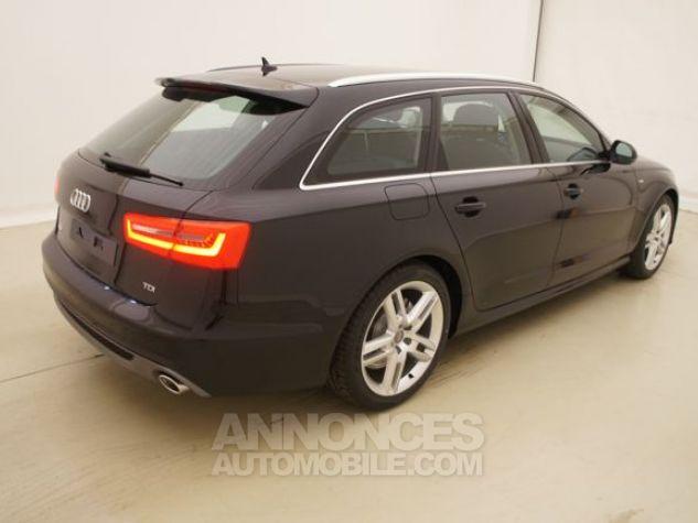 Audi A6 S-line Noir Occasion - 1