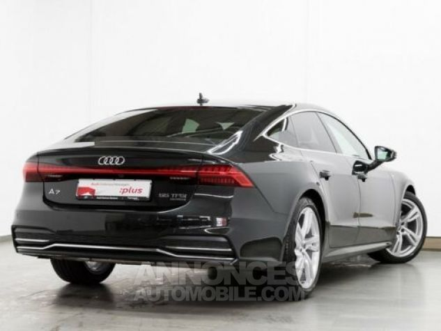 Audi A7 Sportback 55 TFSI 340CH S LINE QUATTRO S TRONIC 7 GRIS Occasion - 1
