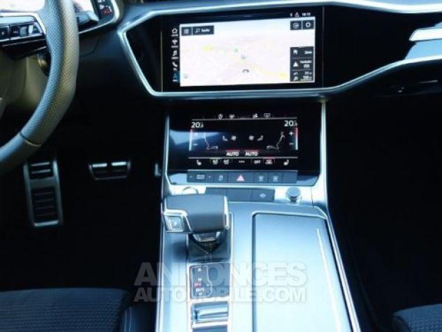Audi A7 Sportback 55 TFSI 340CH S LINE QUATTRO S TRONIC 7 GRIS Occasion - 6