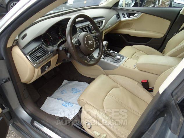 Audi A7 Sportback A7 TDI 3.0L 245PS BVA S LINE/FULL OPTIONS Véhicule Français  gris avus Occasion - 7