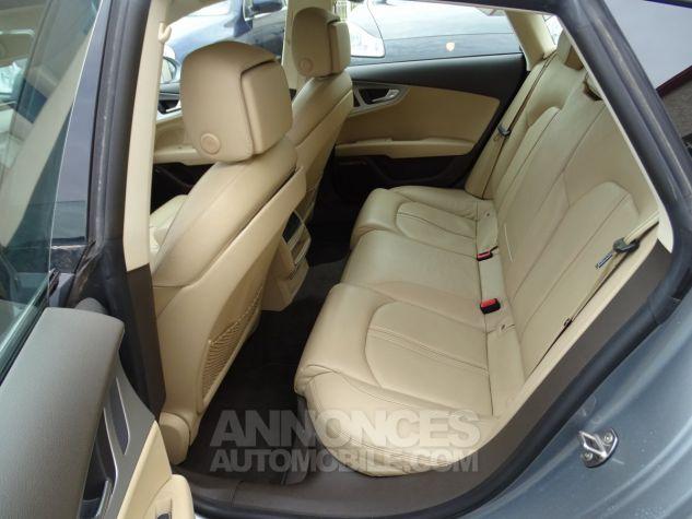 Audi A7 Sportback A7 TDI 3.0L 245PS BVA S LINE/FULL OPTIONS Véhicule Français  gris avus Occasion - 9