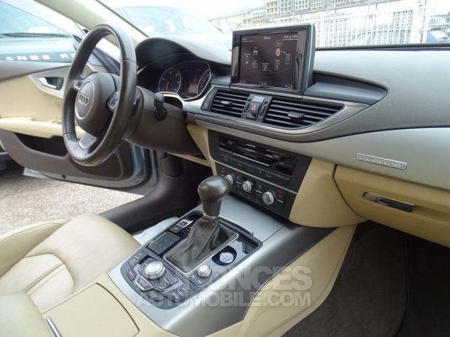 Audi A7 Sportback A7 TDI 3.0L 245PS BVA S LINE/FULL OPTIONS Véhicule Français  gris avus Occasion - 11