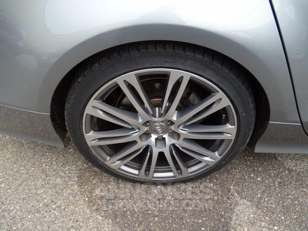 Audi A7 Sportback A7 TDI 3.0L 245PS BVA S LINE/FULL OPTIONS Véhicule Français  gris avus Occasion - 14