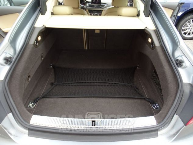 Audi A7 Sportback A7 TDI 3.0L 245PS BVA S LINE/FULL OPTIONS Véhicule Français  gris avus Occasion - 18