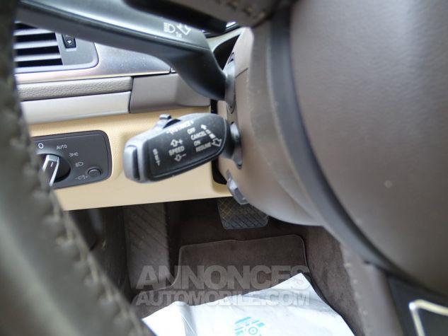 Audi A7 Sportback A7 TDI 3.0L 245PS BVA S LINE/FULL OPTIONS Véhicule Français  gris avus Occasion - 20