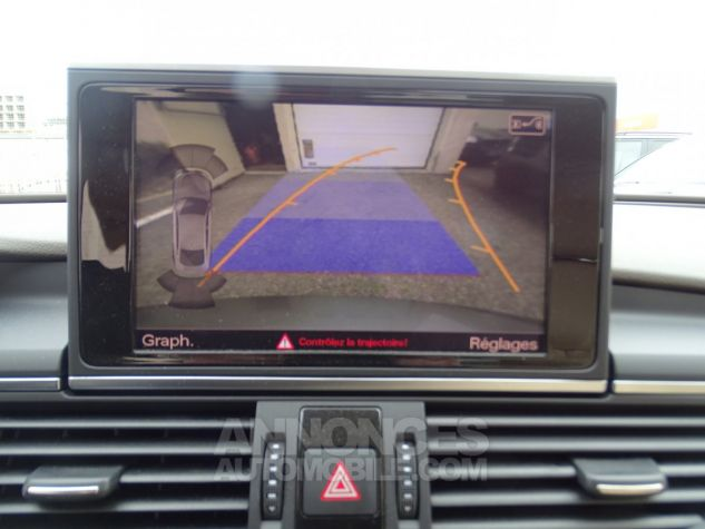 Audi A7 Sportback A7 TDI 3.0L 245PS BVA S LINE/FULL OPTIONS Véhicule Français  gris avus Occasion - 21