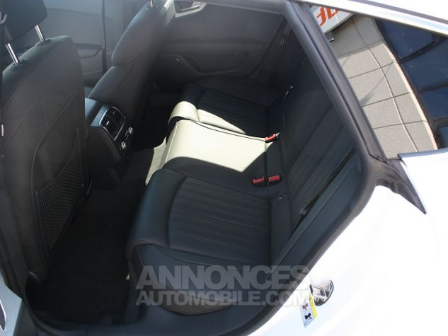 Audi A7 Sportback S-Line Blanc Ibis Occasion - 6