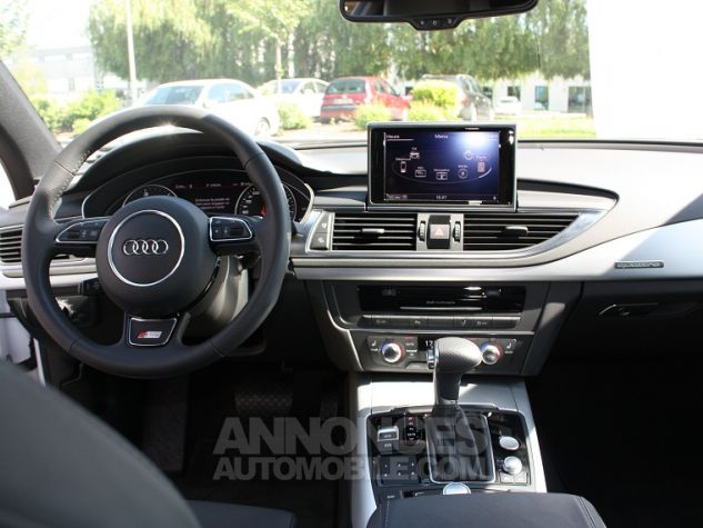 Audi A7 Sportback S-Line Blanc Ibis Occasion - 7