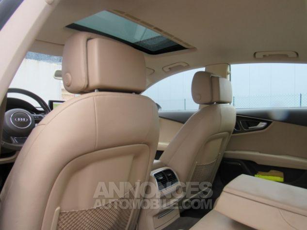 Audi A7 Sportback V6 TDI 245 AVUS S-tronic SPORTBACK Beige-Cendre Occasion - 4