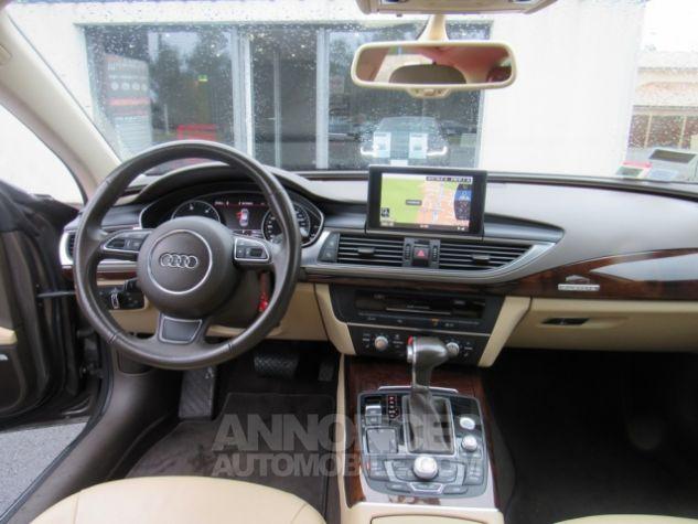 Audi A7 Sportback V6 TDI 245 AVUS S-tronic SPORTBACK Beige-Cendre Occasion - 7