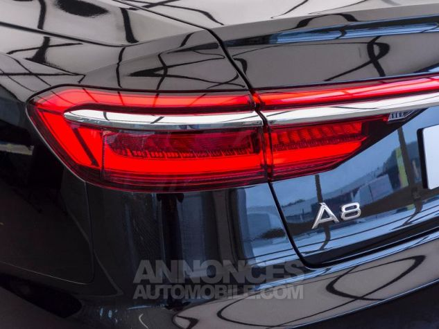 Audi A8 50 TDI 286ch Avus Extended quattro tiptronic 8 NOIR MYTHIC METAL Occasion - 14