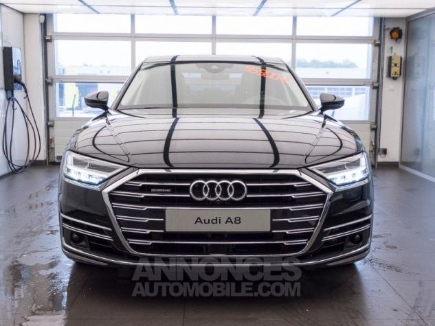 Audi A8 50 TDI 286ch Avus Extended quattro tiptronic 8 NOIR MYTHIC METAL Occasion - 15