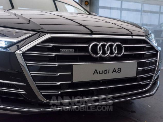 Audi A8 50 TDI 286ch Avus Extended quattro tiptronic 8 NOIR MYTHIC METAL Occasion - 16