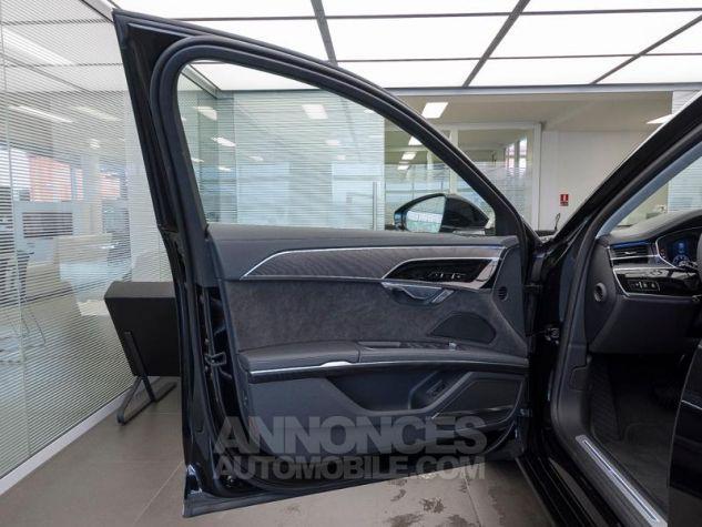 Audi A8 50 TDI 286ch Avus Extended quattro tiptronic 8 NOIR MYTHIC METAL Occasion - 18