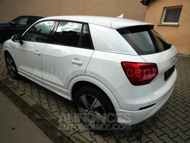 Audi Q2 1.4 TFSi S line S tronic, ACC, Phares LED, Keyless, Hayon électrique, MMI Navigation Blanc Ibis Occasion - 4