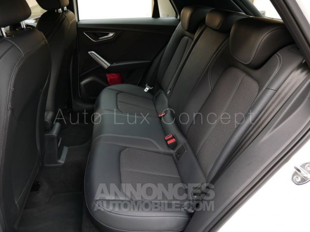 Audi Q2 1.4 TFSi S line S tronic, ACC, Phares LED, Keyless, Hayon électrique, MMI Navigation Blanc Ibis Occasion - 8