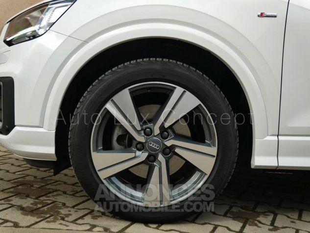 Audi Q2 1.4 TFSi S line S tronic, ACC, Phares LED, Keyless, Hayon électrique, MMI Navigation Blanc Ibis Occasion - 10