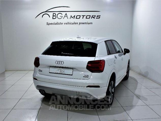 Audi Q2 2.0 TDI 190CH DESIGN LUXE QUATTRO S TRONIC 7 Blanc Occasion - 2