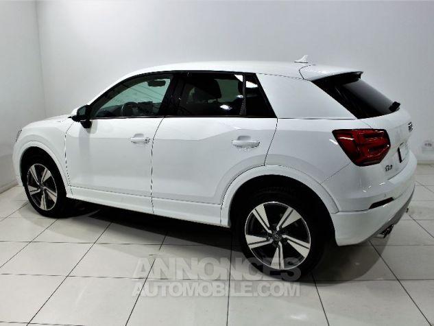 Audi Q2 2.0 TDI 190CH DESIGN LUXE QUATTRO S TRONIC 7 Blanc Occasion - 4