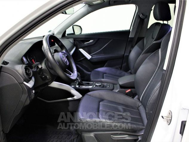 Audi Q2 2.0 TDI 190CH DESIGN LUXE QUATTRO S TRONIC 7 Blanc Occasion - 7