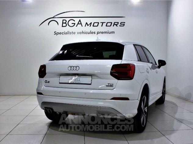 Audi Q2 2.0 TDI 190CH DESIGN LUXE QUATTRO S TRONIC 7 Blanc Occasion - 13