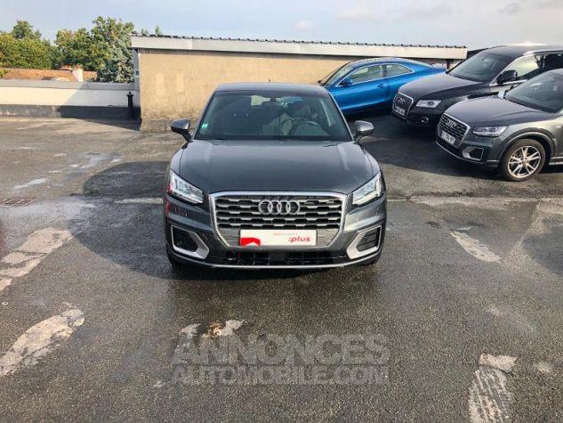 Audi Q2 30 TFSI 116ch S line S tronic 7 GRIS DAYTONA Occasion - 1