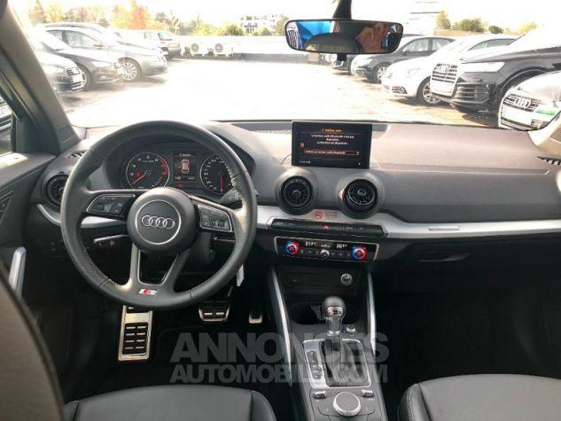 Audi Q2 30 TFSI 116ch S line S tronic 7 GRIS DAYTONA Occasion - 4