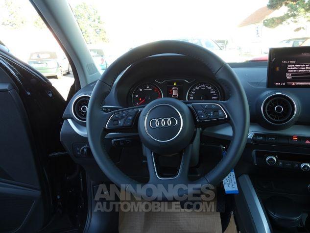 Audi Q2 35 TDI STRO 150 DESIGN EDITION Noir Mythe Neuf - 12