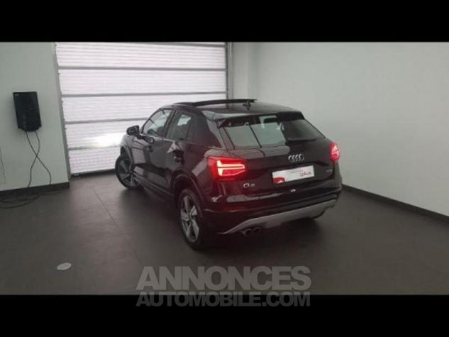 Audi Q2 35 TFSI 150ch COD Design luxe S tronic 7 Euro6d-T Noir Mythic Occasion - 1