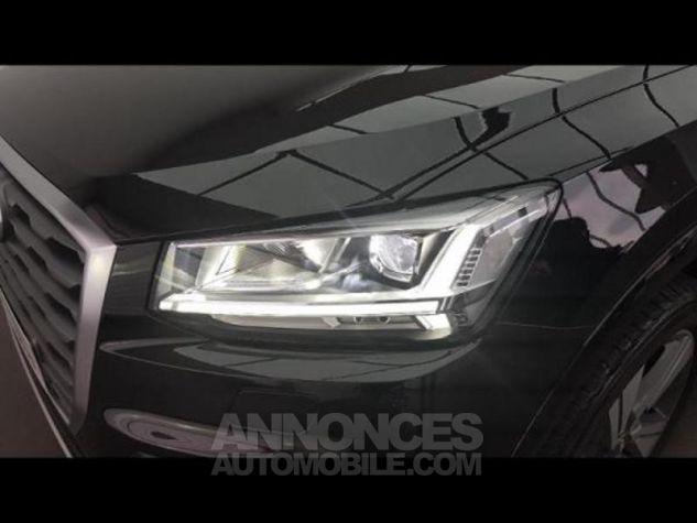 Audi Q2 35 TFSI 150ch COD Design luxe S tronic 7 Euro6d-T Noir Mythic Occasion - 7