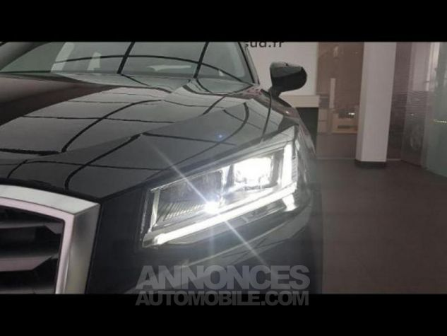 Audi Q2 35 TFSI 150ch COD Design luxe S tronic 7 Euro6d-T Noir Mythic Occasion - 8