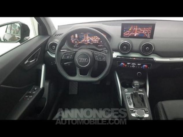 Audi Q2 35 TFSI 150ch COD Design luxe S tronic 7 Euro6d-T Noir Mythic Occasion - 12