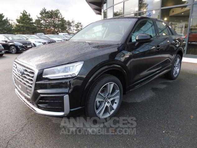 Audi Q2 35 TFSI 150CH DESIGN EDITION STRONIC Noir Mythe Neuf - 2