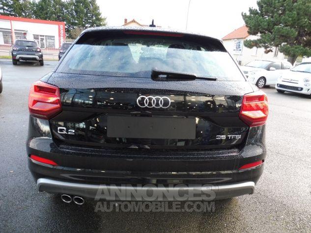 Audi Q2 35 TFSI 150CH DESIGN EDITION STRONIC Noir Mythe Neuf - 5