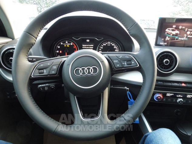 Audi Q2 35 TFSI 150CH DESIGN EDITION STRONIC Noir Mythe Neuf - 10