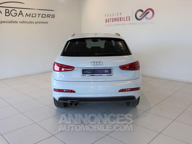 Audi Q3 2.0 TDI 140CH AMBITION LUXE QUATTRO S TRONIC 7 Blanc Occasion - 3