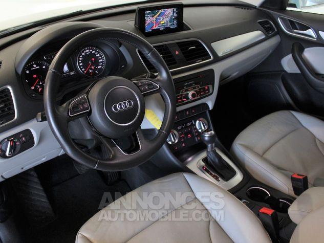 Audi Q3 2.0 TDI 140CH AMBITION LUXE QUATTRO S TRONIC 7 Blanc Occasion - 6