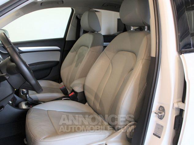 Audi Q3 2.0 TDI 140CH AMBITION LUXE QUATTRO S TRONIC 7 Blanc Occasion - 7