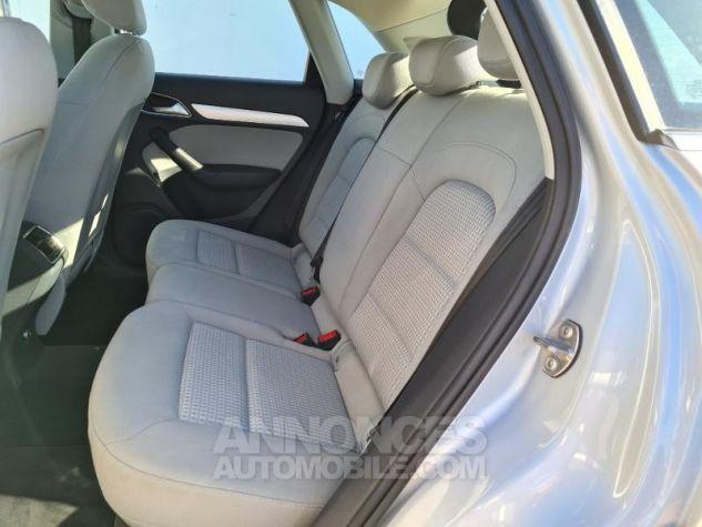 Audi Q3 2.0 TDI 177ch Ambiente quattro S tronic 7 Gris Occasion - 2