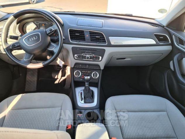 Audi Q3 2.0 TDI 177ch Ambiente quattro S tronic 7 Gris Occasion - 3